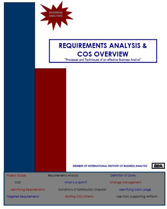 First Additional product image for - Requirements Analysis  & COS Overview - QRG