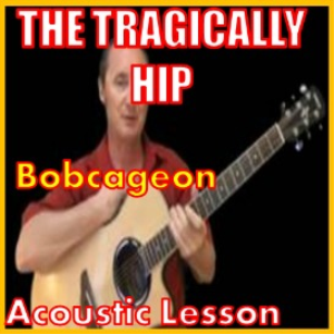 Learn to play Bobcageon by The Tragically Hip | Movies and Videos | Educational