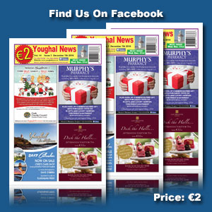 Youghal News December 7th 2016 | eBooks | Magazines
