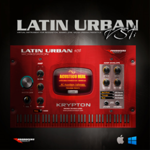 Latin Urban VSTi 1.5 MAC AU and VST | Software | Add-Ons and Plug-ins