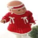 DollKnittingPatterns 0161D SOPHIA - Kjole, bukse, hårbånd og sokker-(Norsk) | Crafting | Knitting | Other