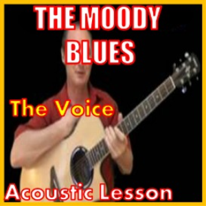 Learn to play The Voice by The Moody Blues | Movies and Videos | Educational