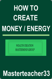 How To Create Money Or Energy | eBooks | Business and Money