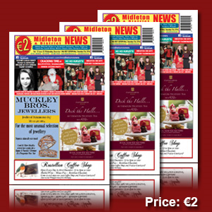 Midleton News December 14th 2016 | eBooks | Periodicals