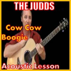 Learn to play Cow Cow Boogie by The Judds | Movies and Videos | Educational