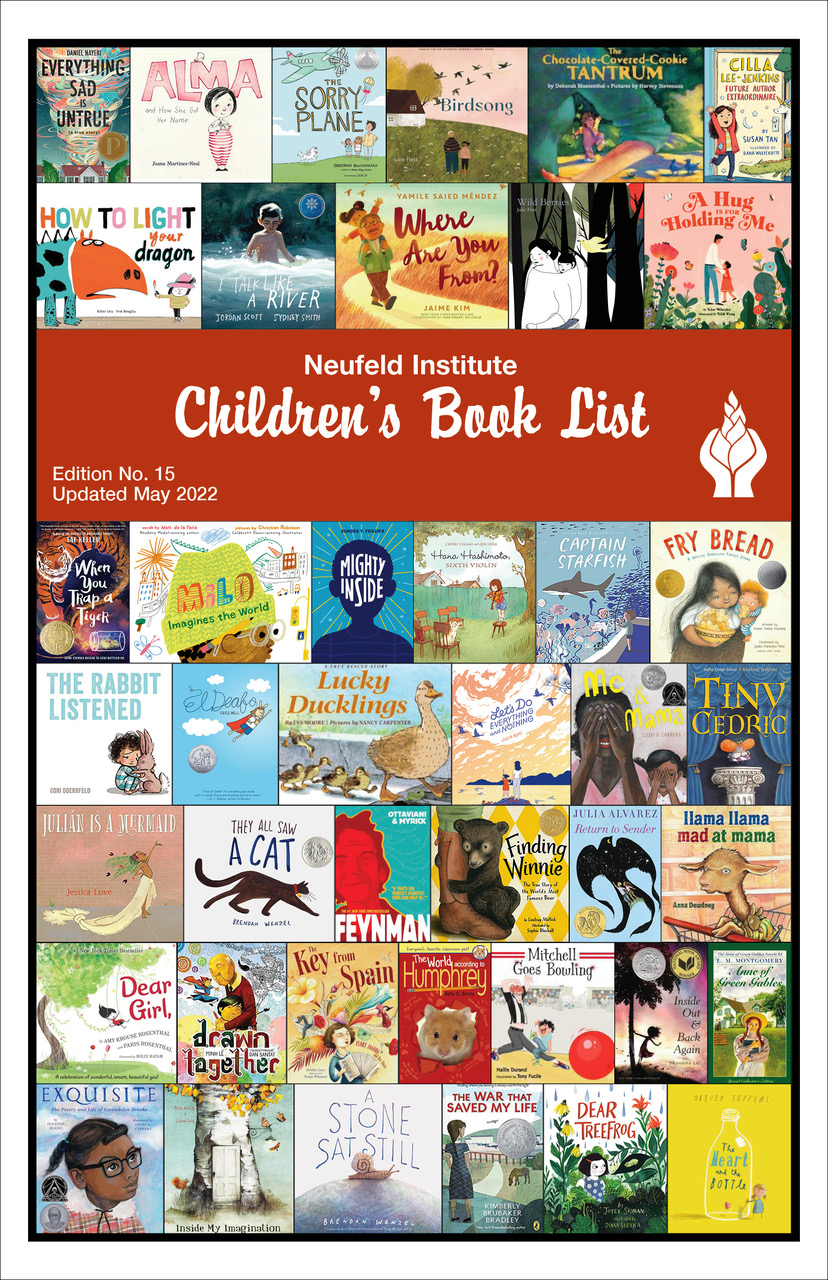 First Additional product image for - Neufeld Institute Children's Book List