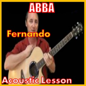 learn to play fernando by abba