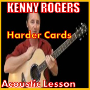 learn to play harder cards by kenny rogers