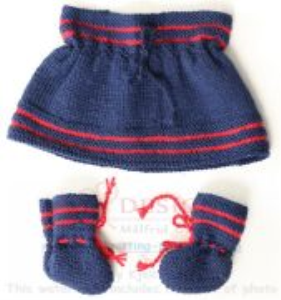 dollknittingpatterns - 2016d christmas greeting pants-(english)