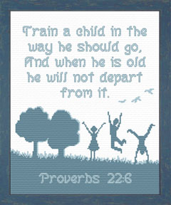 First Additional product image for - Train A Child 10 x 12