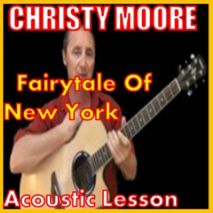 Learn to play Fairytale Of New York by Christy Moore | Movies and Videos | Educational