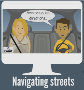 Suivez mes directions Set of 4 Sketch Videos | Movies and Videos | Educational