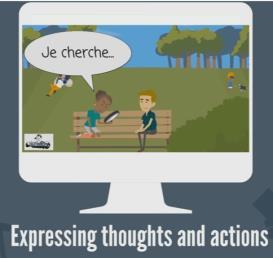 C'est moi Sketch Video (Version: Le garcon et moi)   Movies and Videos   Educational