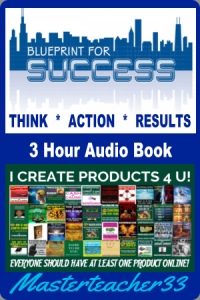 blueprint for success (behavior modification)