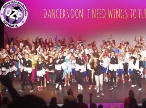 2016 dzp showcase - padstow girls funk