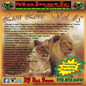 lion love vol. #5