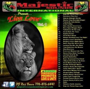 lion love vol. #1