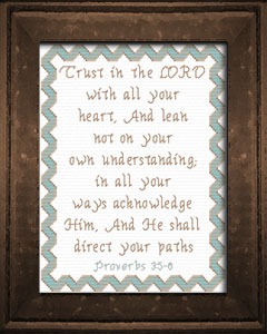 Paths | Crafting | Cross-Stitch | Religious
