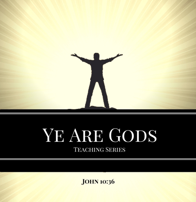 First Additional product image for - Ye are gods Series
