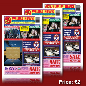 Midleton News January 11 2017 | eBooks | Magazines