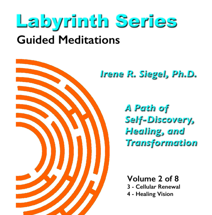 First Additional product image for - Labyrinth Series Guided Meditations - Volume 2