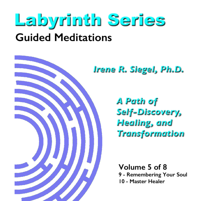 First Additional product image for - Labyrinth Series Guided Meditations - Volume 5
