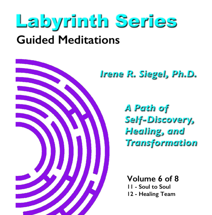 First Additional product image for - Labyrinth Series Guided Meditations - Volume 6