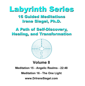 labyrinth series guided meditations - volume 8