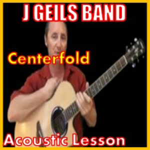 Learn to play Centerfold by J. Geils Band | Movies and Videos | Educational