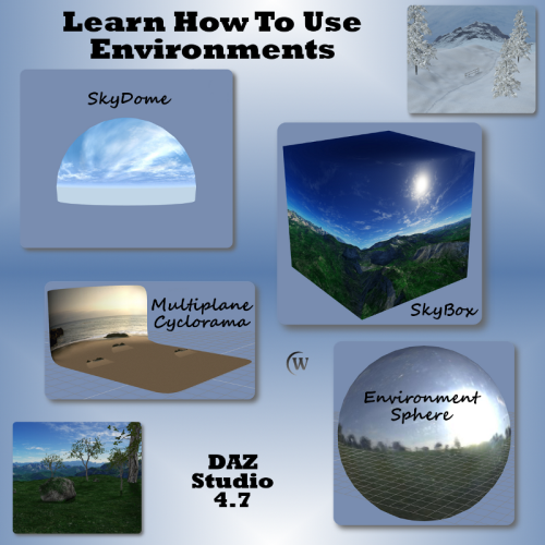 Fourth Additional product image for - Getting Started In 3D with Daz Studio