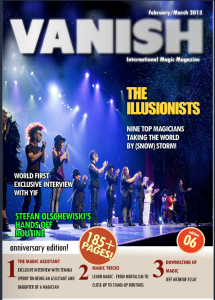 Vanish Magic Magazine 6 | eBooks | Magazines