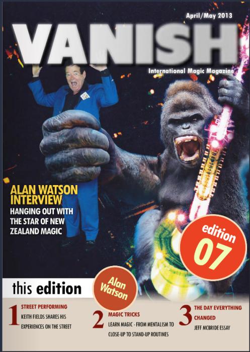 First Additional product image for - Vanish Magic Magazine 7