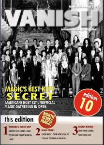 Vanish Magic Magazine 10 | eBooks | Magazines