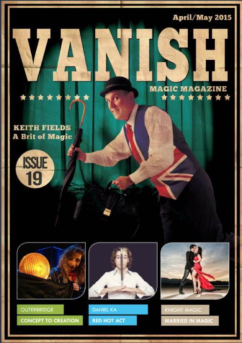 First Additional product image for - Vanish Magic Magazine 19