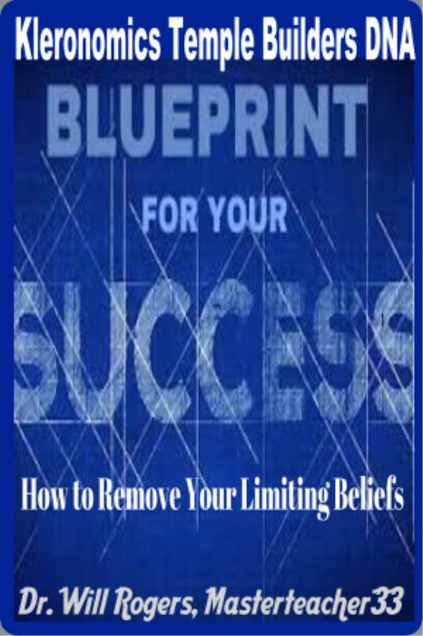 First Additional product image for - Kleronomics Temple Builders Dna Blueprint For Success Program