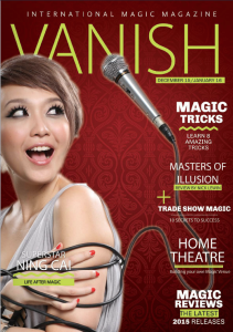 vanish magic magazine 23
