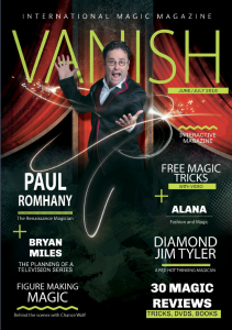 vanish magic magazine 26