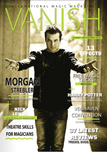Vanish Magic Magazine 27 | eBooks | Magazines