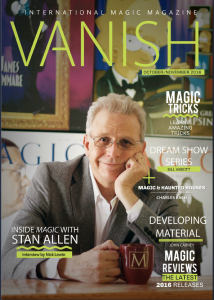 vanish magic magazine 28