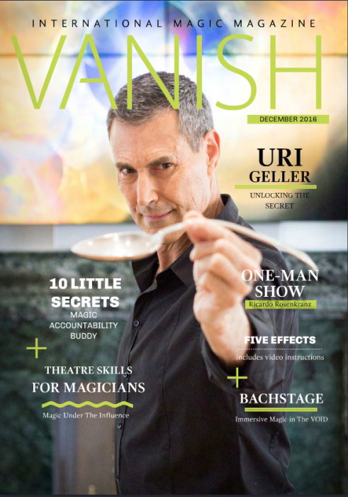 First Additional product image for - Vanish Magic Magazine 29