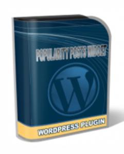 popularity post widget
