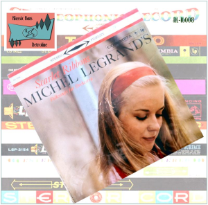 scarlet ribbons - michel legrand and his orchestra