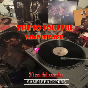 the so soulful sample pack