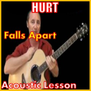 Learn to play Falls Apart by Hurt | Movies and Videos | Educational