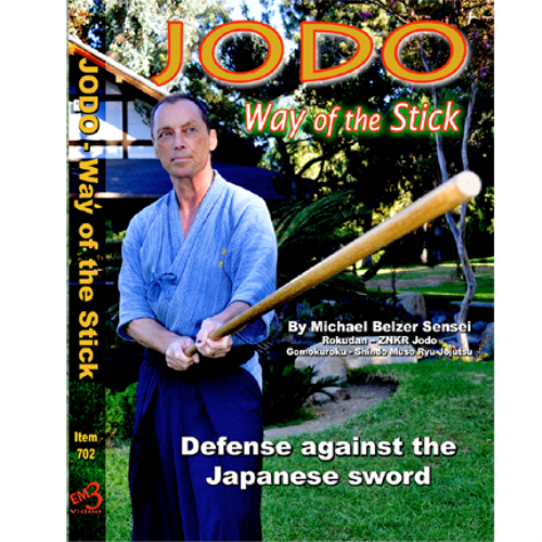 Second Additional product image for - JODO - Way of the Stick by Michael Belzer - DOWNLOAD