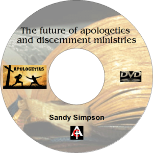 The future of apologetics and discernment ministries (MP3) | Movies and Videos | Religion and Spirituality