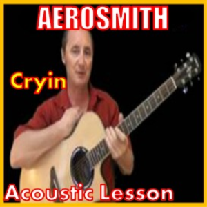 Learn to play Cryin 3 by Aerosmith | Movies and Videos | Educational