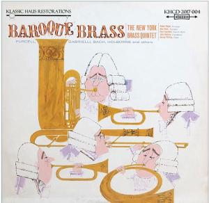Baroque Brass - The New York Brass Quintet | Music | Classical
