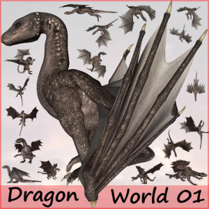 dragon world 1 - commercial use