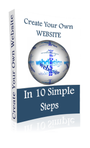 create your website in 10 simple steps